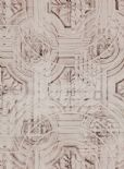 Neo Royal Marcel Wanders Wallpaper 218630 Palace Taupe By BN Wallcoverings For Tektura